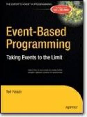 Event-Based Programming: Taking Events to the Limit (Hardback)