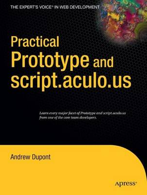Practical Prototype and script.aculo.us (Paperback)