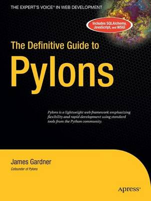 The Definitive Guide to Pylons (Paperback)