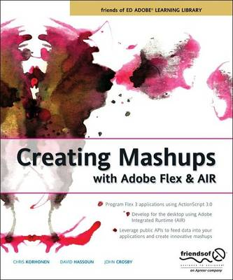 Creating Mashups with Adobe Flex and AIR (Paperback)