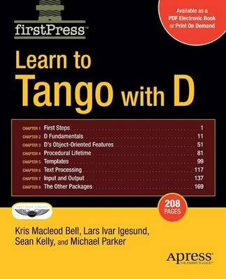 Learn to Tango with D (Paperback)