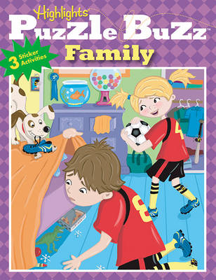 Puzzle Buzz 2: Family (Paperback)