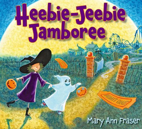 Heebie-Jeebie Jamboree (Hardback)