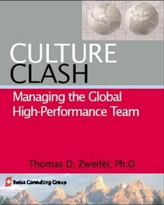 Culture Clash: Managing the global high-performance team (CD-Audio)