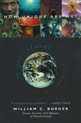 Perfect Planet, Clever Species (Hardback)