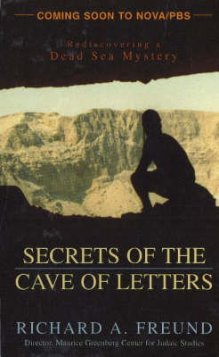 Secrets Of The Cave Of Letters (Hardback)