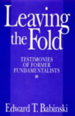 Leaving The Fold (Paperback)