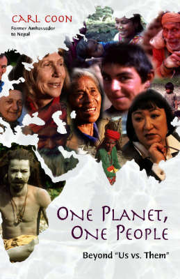 One Planet One People (Hardback)
