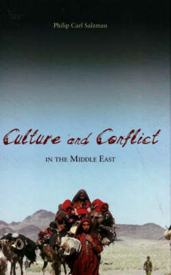 Culture and Conflict in the Middle East (Hardback)