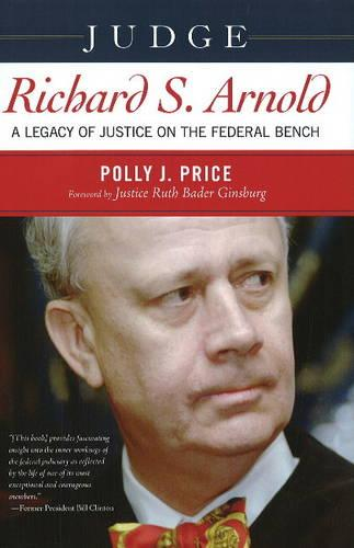 Judge Richard S. Arnold (Hardback)