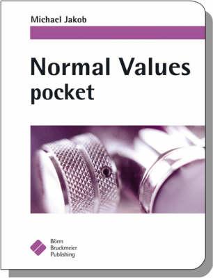 Normal Values Pocket (Paperback)