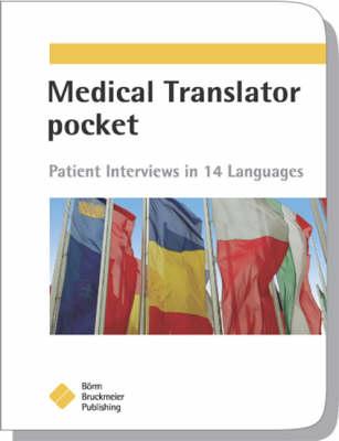 Medical Translator Pocket (Paperback)