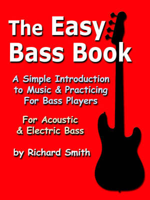 The Easy Bass Book (Paperback)