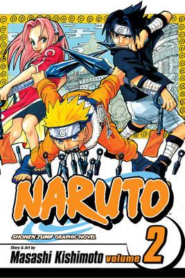 Naruto, Vol. 2 - Naruto 2 (Paperback)