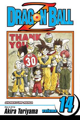 Dragon Ball Z, Vol. 14 - Dragon Ball Z 14 (Paperback)