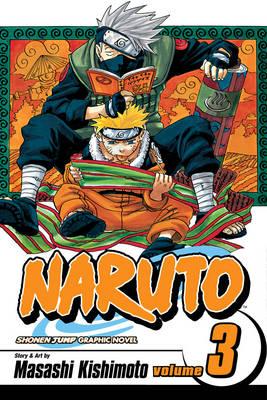 Naruto, Vol. 3 - Naruto 3 (Paperback)