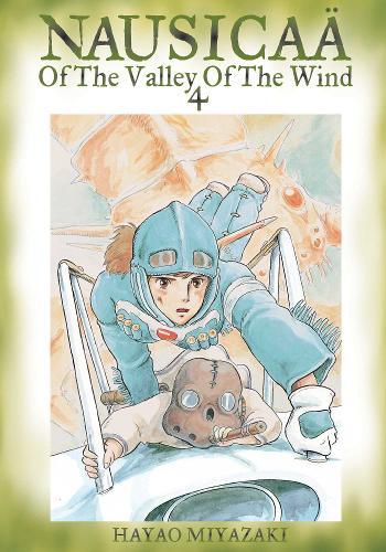 Nausicaa of the Valley of the Wind, Vol. 4 - NAUSICAA 4 (Paperback)