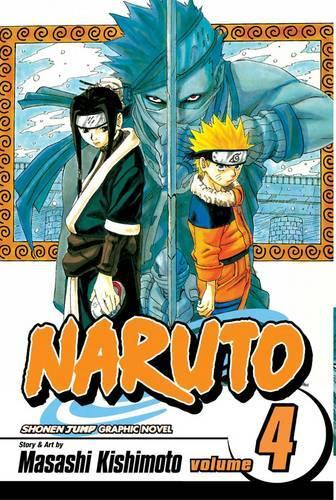 Naruto, Vol. 4 - Naruto 4 (Paperback)