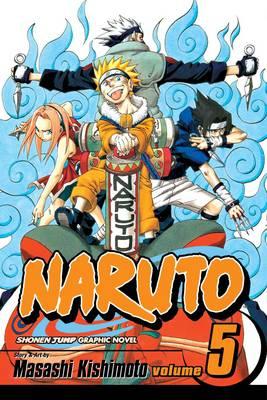 Naruto, Vol. 5 - Naruto 5 (Paperback)