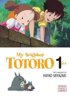 My Neighbor Totoro Film Comic, Vol. 1 - My Neighbor Totoro Film Comics 1 (Paperback)