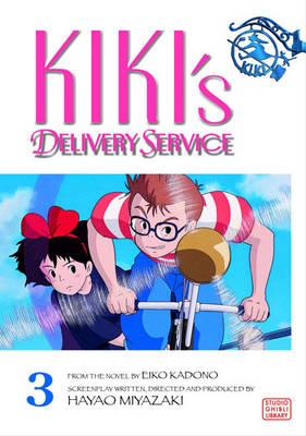 Kiki's Delivery Service Film Comic, Vol. 3 - Kiki's Delivery Service Film Comics 3 (Paperback)