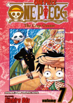 One Piece, Vol. 7 - One Piece 7 (Paperback)