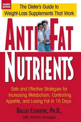 Anti-Fat Nutrients (Paperback)