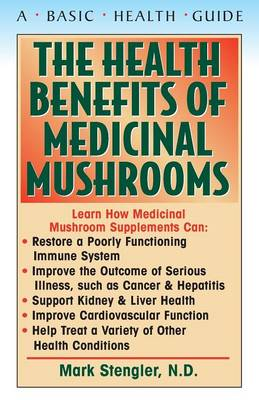 Health Benefits of Medicinal Mushrooms (Paperback)