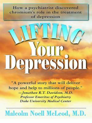 Lifting Depression: The Chromium Connection (Paperback)