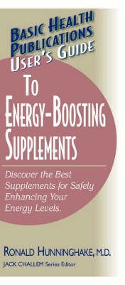 User's Guide to Energy-Boosting Supplements (Paperback)