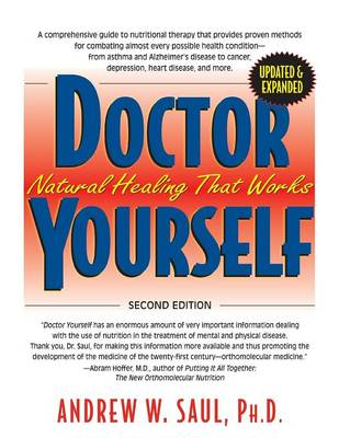 Doctor Yourself: Natural Healing That Works - Revised & Expanded (Paperback)