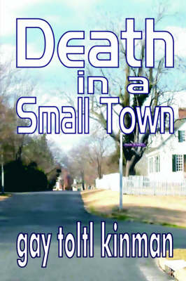 Death In A Small Town (Paperback)