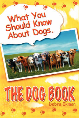 The Dog Book (Paperback)