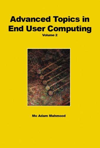 Advanced Topics in End User Computing: Volume Two (Hardback)