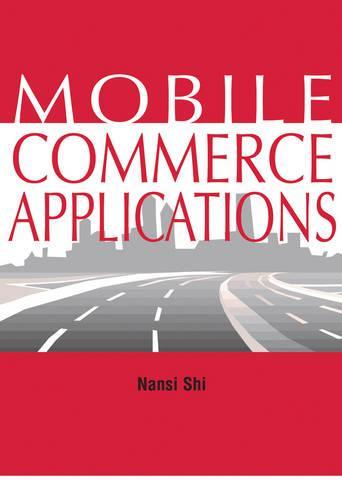 Mobile Commerce Applications (Hardback)