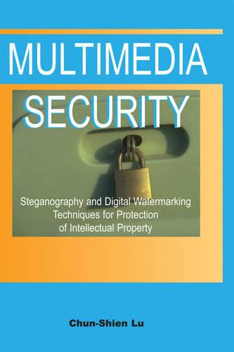 Multimedia Security: Steganography and Digital Watermarking Techniques for Protection of Intellectual Property (Hardback)