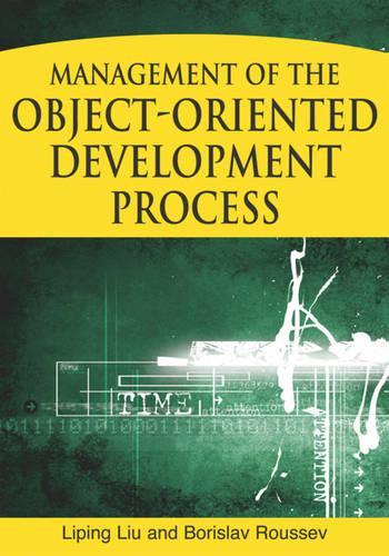 Management of the Object-oriented Development Process (Hardback)