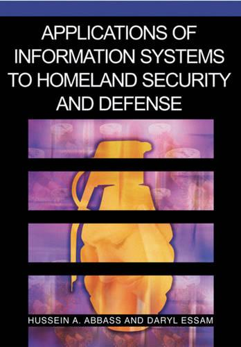 Applications of Information Systems to Homeland Security and Defense (Hardback)