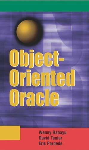 Object-oriented Oracle (Hardback)