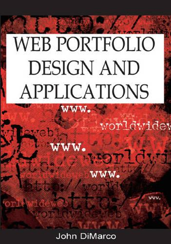 Web Portfolio Design and Applications (Hardback)