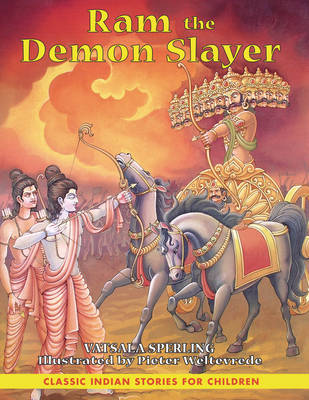 RAM the Demon Slayer: Classic Indian Stories for Children (Hardback)