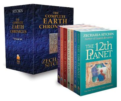 The Complete Earth Chronicles (Hardback)