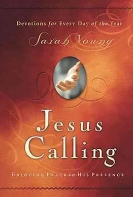 Jesus Calling: Enjoying Peace in His Presence - Jesus Calling (R) (Hardback)