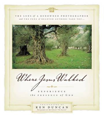 Where Jesus Walked (Hardback)