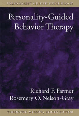 Personality-guided Therapy for Depression (Hardback)
