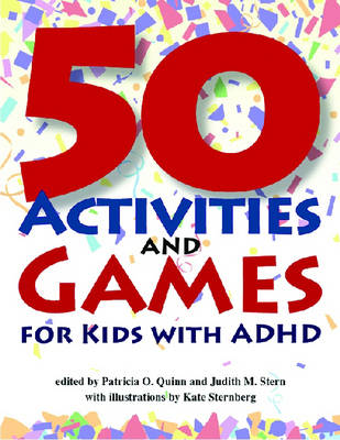 50 Activities and Games for Kids with ADHD (Paperback)