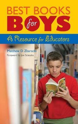 Best Books for Boys: A Resource for Educators - Best Books (Hardback)