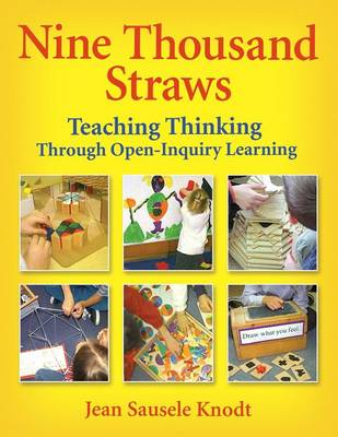Nine Thousand Straws: Teaching Thinking Through Open-Inquiry Learning (Paperback)