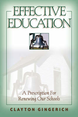 Effective Education (Paperback)