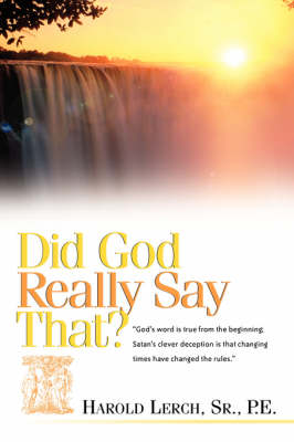 Did God Really Say That? (Hardback)
